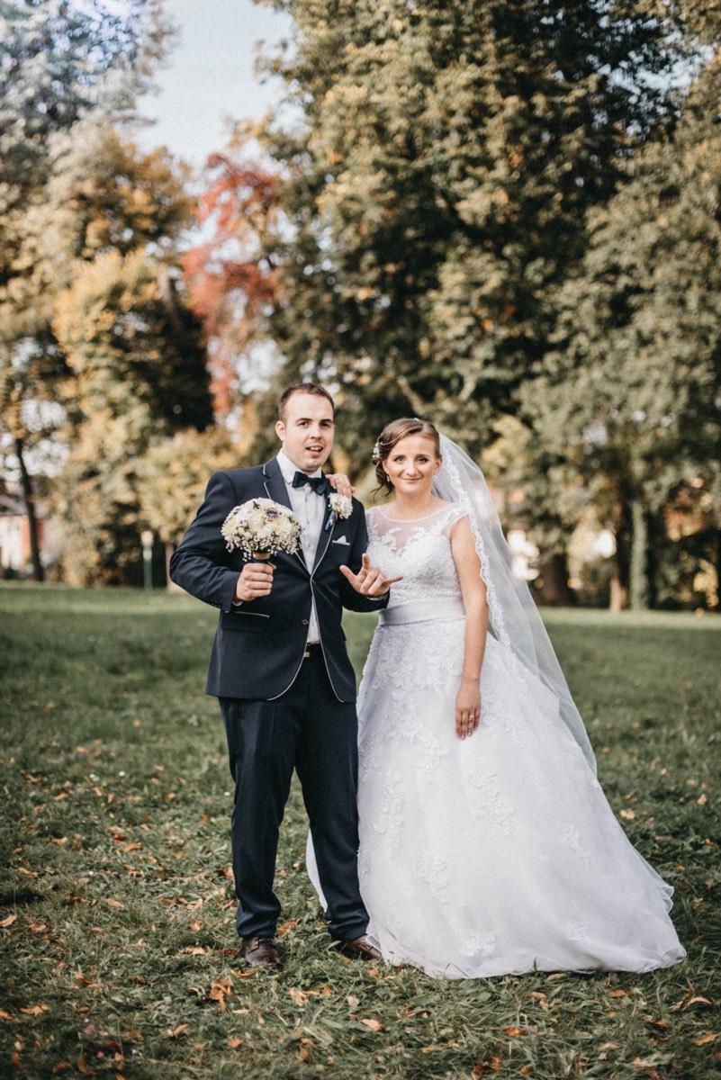 Ne, nebudeme mít normální svatební fotky!