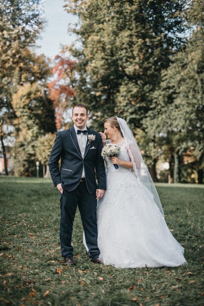 My nebudeme mít normální svatební fotky