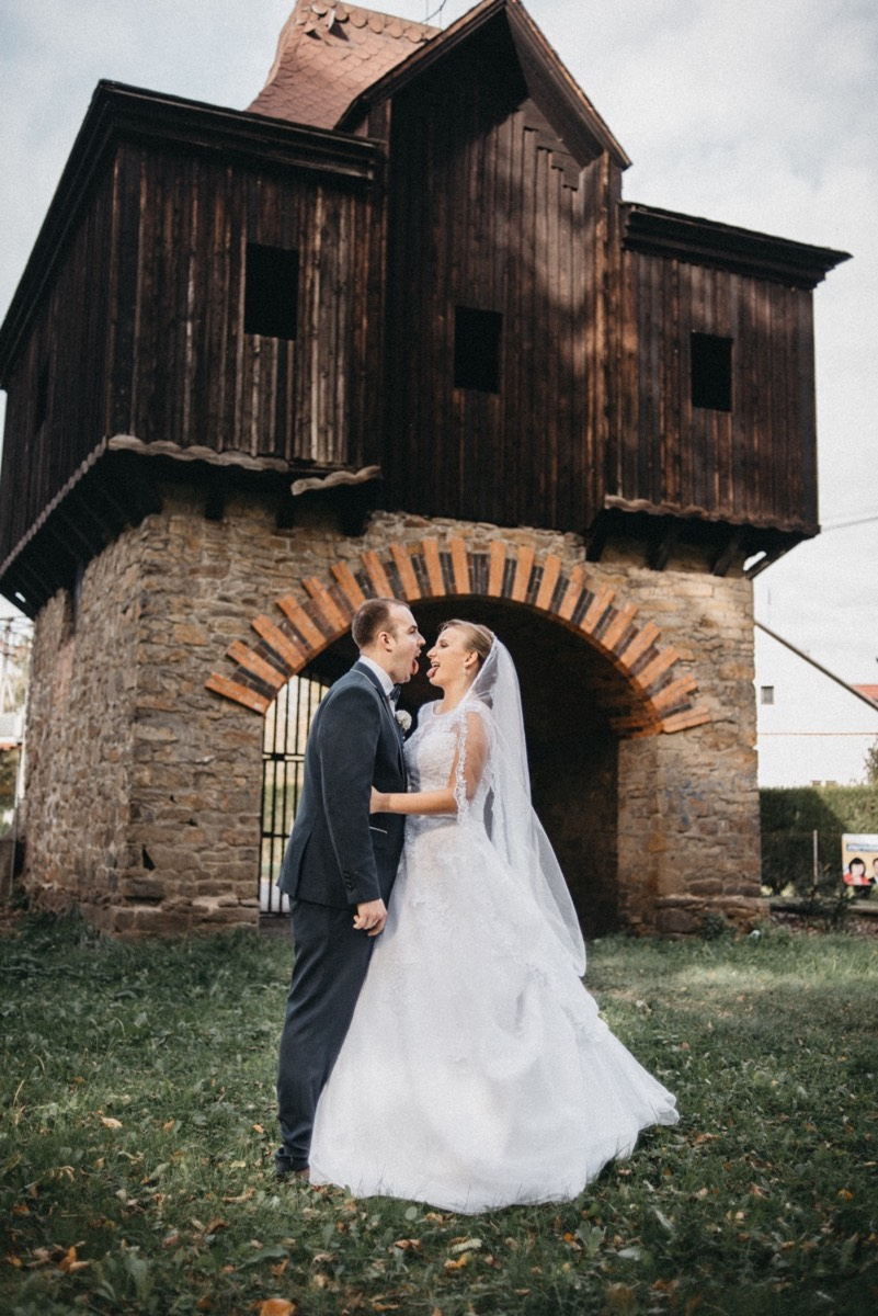 Studénka svatba