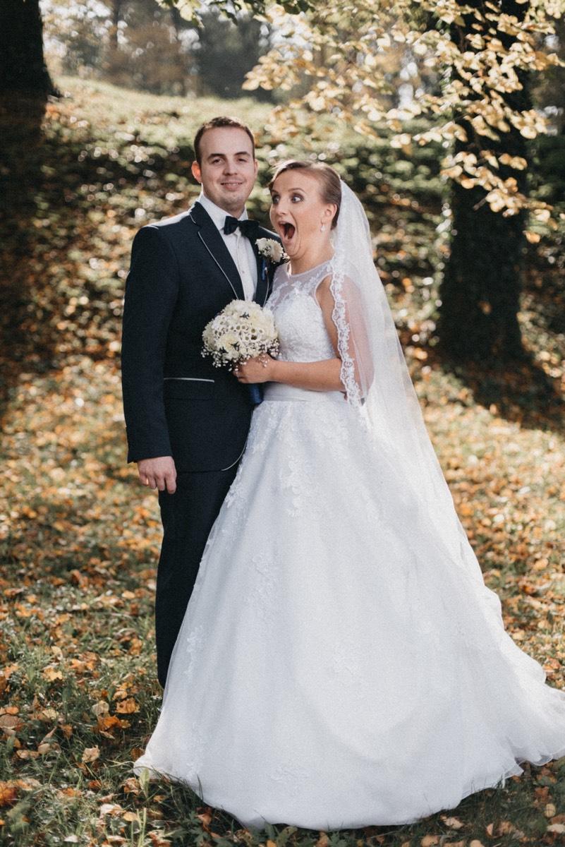Nevěsta má radost