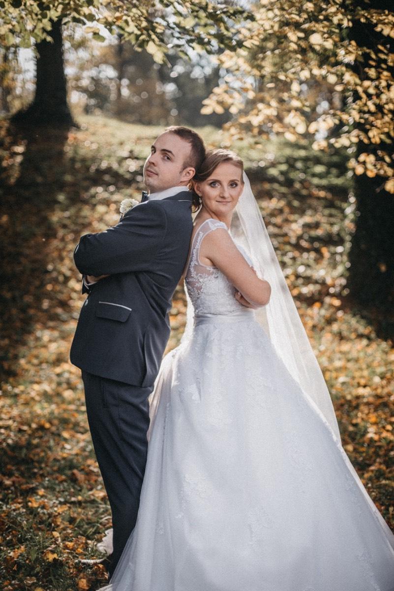 Svatební fotografie ve Studénce