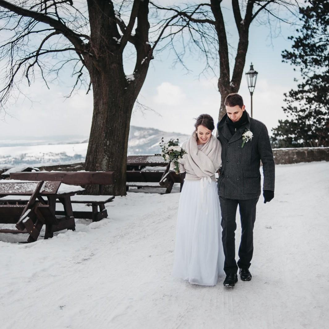 Svatební fotografie ze Štramberku 5