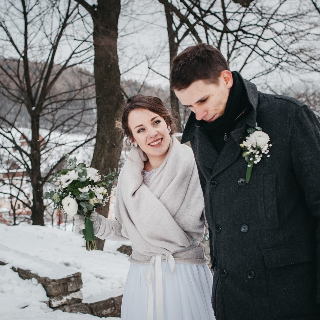 Svatební fotografie ze Štramberku