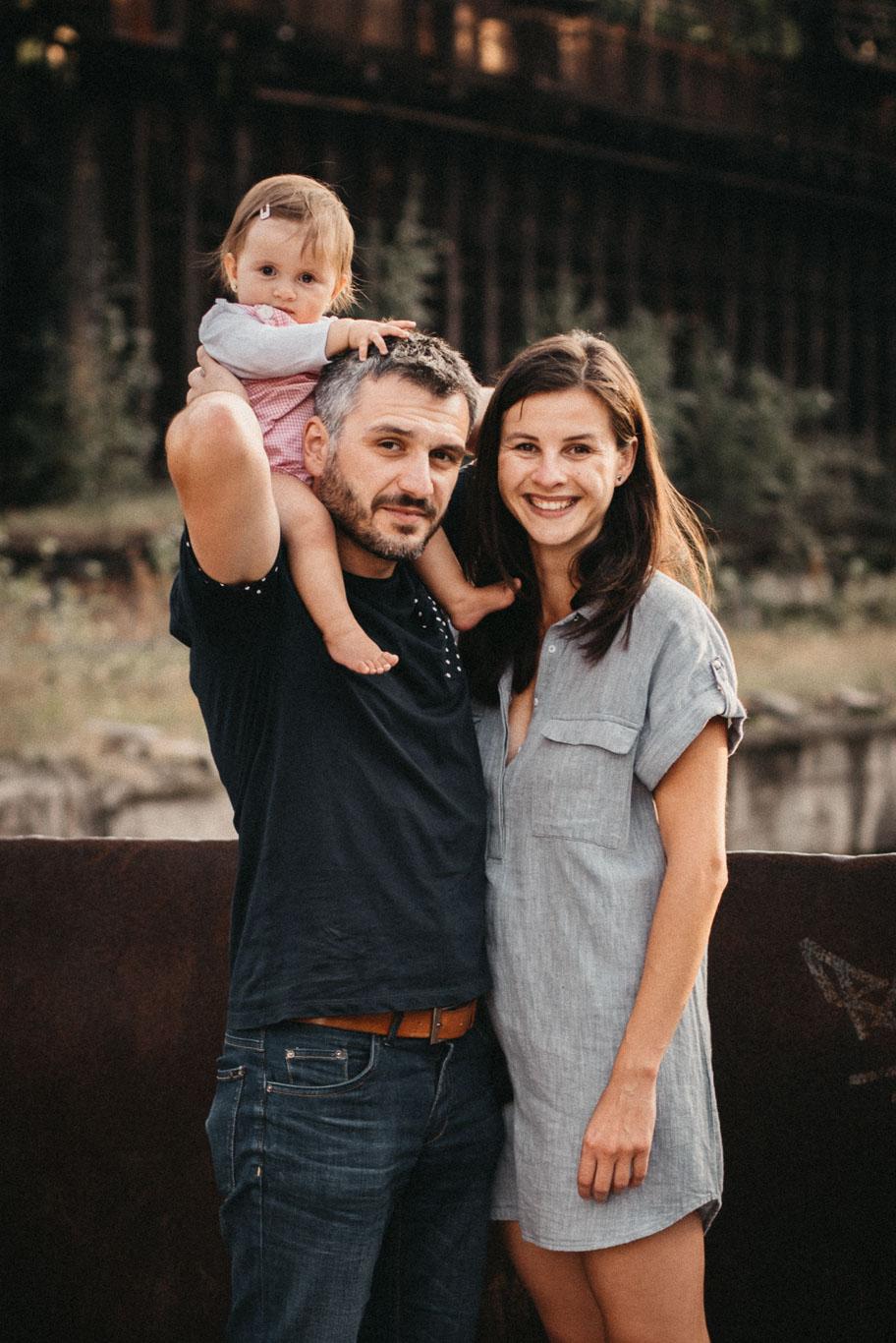 Rodinné focení dolní oblast vítkovic