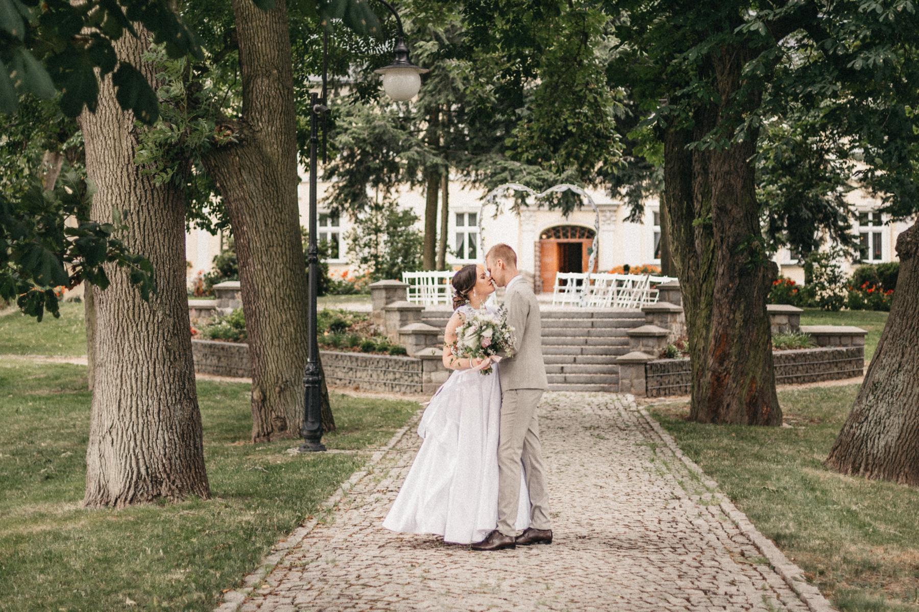 Svatba v Chalupkách