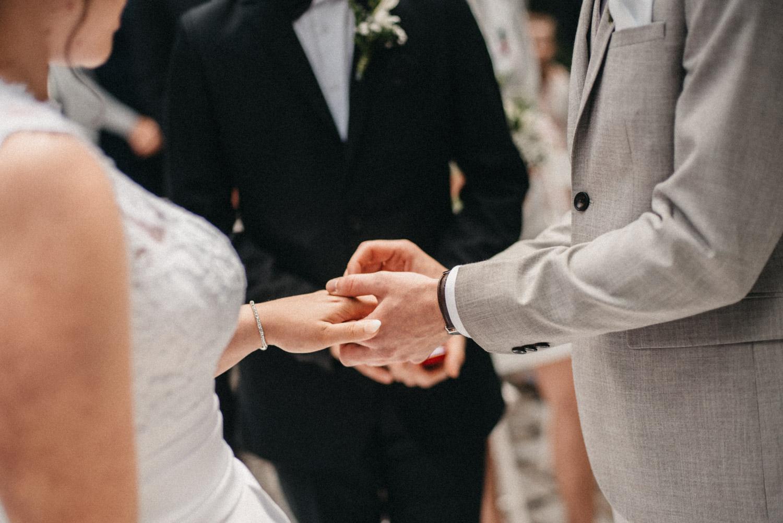 svatba v chalupkach obřad 3