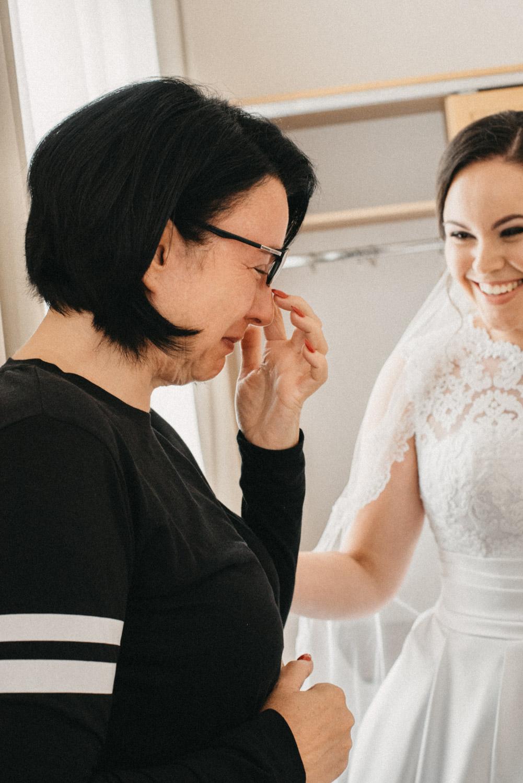 svatba v chalupkach emoce
