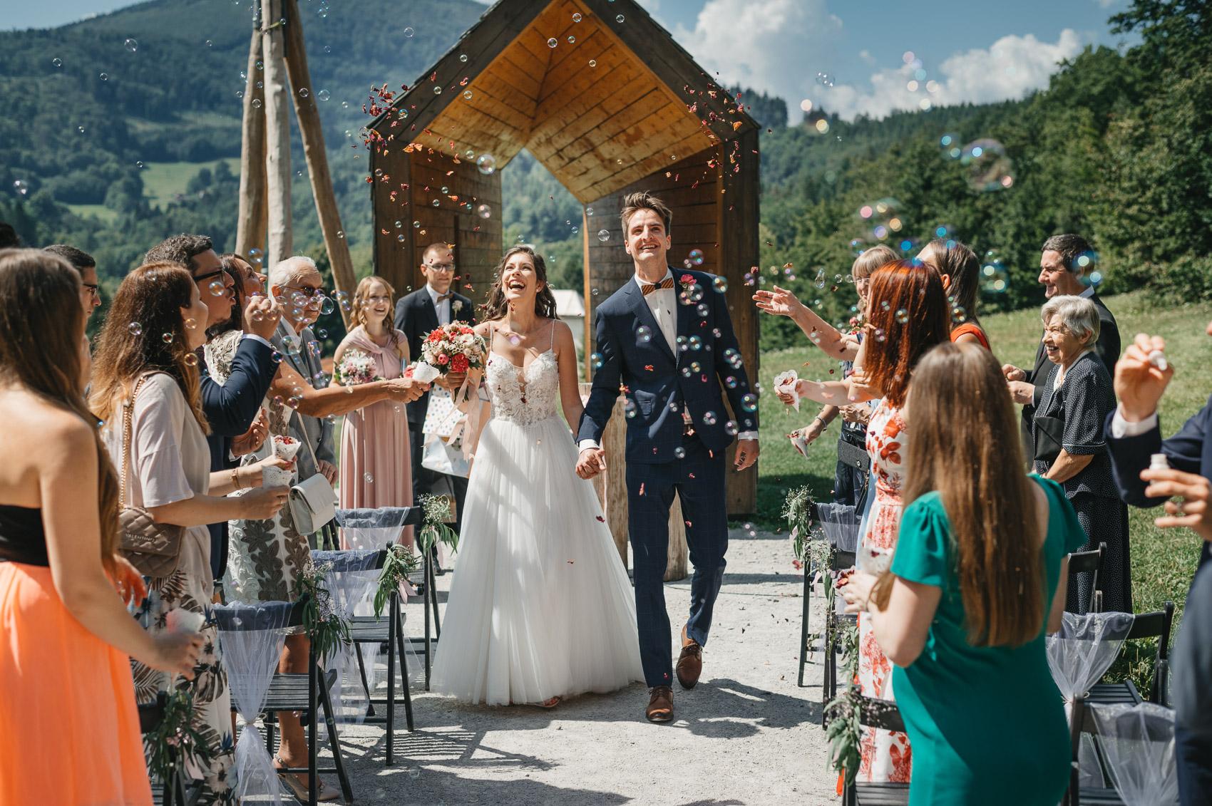 Svatba v Rekovicích, Trojanovice
