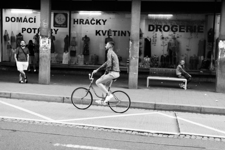 Párové focení Sýkorův Most na kolech