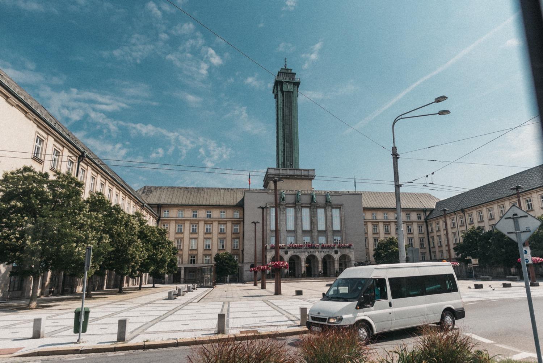 Svatba Ostrava MHD