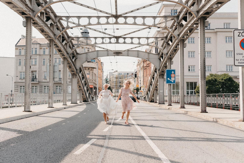 Svatba Sýkorův Most